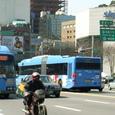 ソウルのバス
