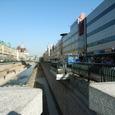 清渓川_遊歩道3