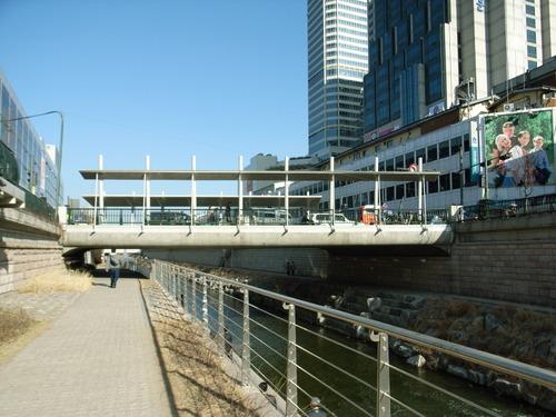 清渓川_橋